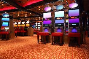 casinohall 300x199 Spelautomater